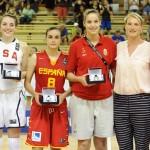 #SelFemU17: Primera Plata FEB del verano 2014 (#MunFemU17, FIBA World)