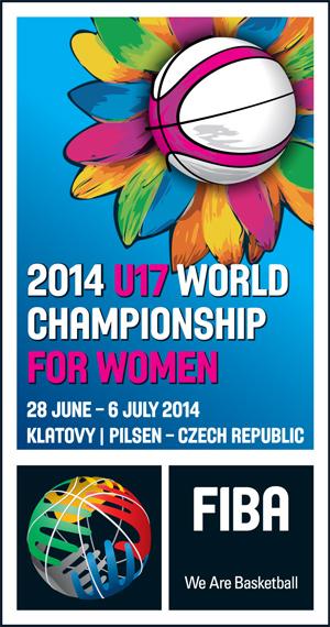 Colorido Logo para un Mundial Femenino U17 de MVP