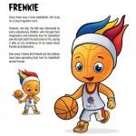 (Mascota) Sorteo Realizado: @EuroBasket 2015