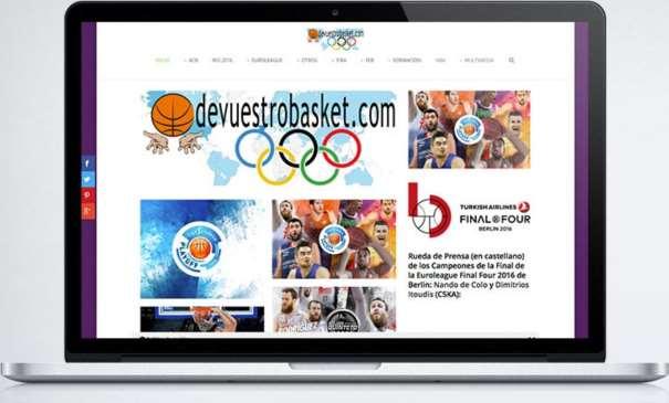 En esta imagen podemos ver la referencia que hace cursoswordpressmadrid.com a devuestrobasket.com