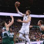 Zalgiris – Madrid: 71 a 89 (+17, @EuroLeague Top 16 2015) Nueva Victoria