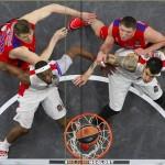Final: Madrid – Olympiacos (Previa @Euroleague Final Four 2015)