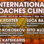 International @Euroleague Final Four Coaches Clinic 2015 en Madrid (VI)