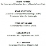 International @Euroleague Final Four Coaches Clinic 2015 en Madrid (III)