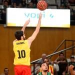 Jugadores Semifinalistas ACB (Madrid, València, Barcelona, Málaga, Playoffs 2015)