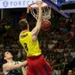 Barcelona – Málaga: Empate a 2 (y habrá Quinto Partido de Semifinales ACB, Vídeo)
