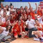 #SelFem 2015: 58 a 74 (+16) = Bronce (EuroBasket Women 2015, #EBW2015, Vídeo)