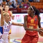 #SelFem 2015: Invicta a Cuartos de Final (EuroBasket Women 2015, #EBW2015, Vídeo)