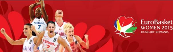 En este Banner podemos ver a Alba Torrens, a la serbia Ana Dabovic, a la francesa Sandrine Gruda, a la bielorrusa Yelena Leuchanka y a la turca Isil Alben