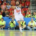 (Campeón ACB 2015) Madrid – Barcelona: 3 a 0