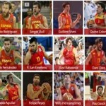 17 Convocados por Scariolo para la #SelMas 2015 (#EuroBasket2015, @EuroBasket)
