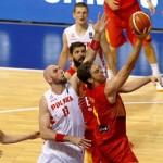 Octavos de Final: Polonia (en Lille, #SelMas 2015 (FEB), #EuroBasket2015)