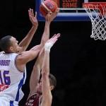 Francia será la Rival de la #SelMas 2015 en Semifinales (en Lille, #EuroBasket2015)