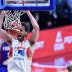La #SelMas 2015 Derrota a Francia ante 27.000 espectadores (#EuroBasket2015)