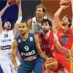 """Partido por el """"Preolímpico"""", Segunda Semifinal y U18 (#EuroBasket2015): #Rio2016"""