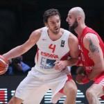 La #SelMas 2015 se Clasifica para Cuartos (¿y para Preolímpico?, #EuroBasket2015)