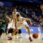 96 a 111 (-15): El Madrid Lejos de los Boston Celtics (Crónica, Audios, NBA)