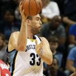 Marc Gasol, Mejor Pívot de la NBA, Pau, Segundo Mejor Extranjero (Encuesta)