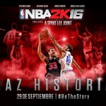 #NBA2K16: Casi tan grande como la NBA (1)