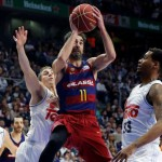 (Previa) Barcelona – Madrid (@Euroleague Top 16): ¿Abrines, Navarro, Perperoglou?