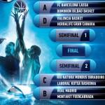 """Copa ACB 2016 de A Coruña: Sorteo (costera e interior, """"de mar y montaña"""", Vídeo)"""