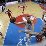 Importantísima Tercera Victoria del Madrid (@Euroleague Top16, Olympiacos, Audio)