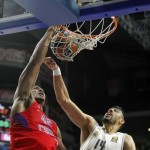 Victoria del CSKA (ЦСКА, TsSKA) en Madrid (@Euroleague Top 16, 87 a 96, Audio)