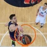 3 de 3 para el Barcelona sobre el Madrid (@Euroleague Top 16): 72 a 65 (+7)