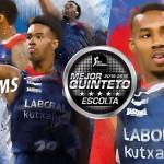 (ACB) Quinteto Ideal 2015-2016 sin Satoransky ni Tomic (Barcelona, Líder, Vídeo)