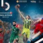 Nada en Europa como una @Euroleague #FinalFour (#F4GLORY), Plantillas