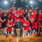 CSKA Campeón de la @Euroleague #FinalFour 2016, #F4GLORY (Crónica, Audio)