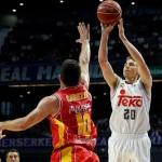 Madrid, Cuarto Semifinalista ACB (Playoffs 2016, Tercer Partido, Crónica)