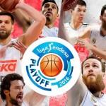 Tercer Partido, Playoff Final ACB 2016 (1 a 1, Previa): Primer Madrid – Barcelona