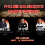 IV Clínic Ourense: el Tercero (Consecutivo) de Jota Cuspinera (Fuenlabrada ACB)