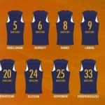 Primer Circuito ACB: València, Manresa, Barcelona, Sevilla, Joventut y Andorra