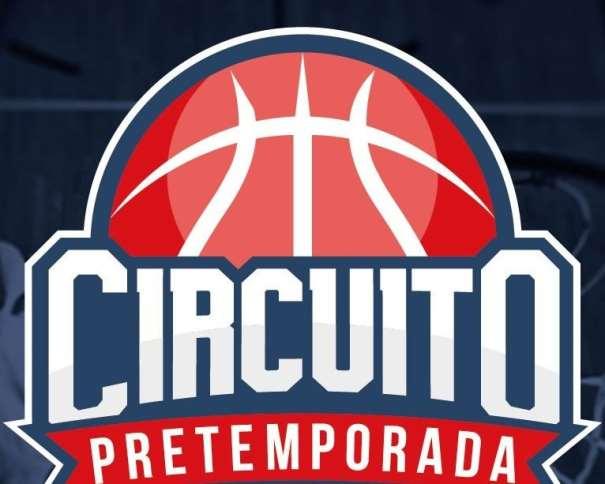 En esta imagen podemos ver Parte del Logotipo de los Circuitos ACB de Pretemporada 2016-2017