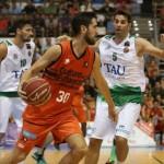 Primera Jornada (Primer Circuito ACB): València – Manresa y Barcelona – Sevilla