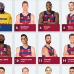@EuroLeague: el Madrid, el Baskonia y el Barcelona, en Posiciones de Playoffs