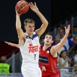 El Madrid sigue Invicto, tras Derrotar al Zaragoza (ACB, J6, Crónica, Audios)