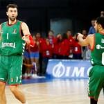 El Barcelona y el Baskonia entre los 8 con Victoria (Primera Jornada, @EuroLeague)