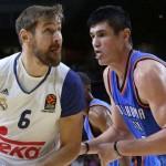 El Madrid ACB Derrota al NBA Oklahoma City Thunder en la Prórroga (142 a 137, +5)