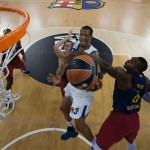 +39 para el Madrid en Barcelona: Anthony Randolph MVP (@EuroLeague, 63 a 102)