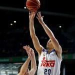 Victoria del Madrid con Jaycee Carroll como MVP (ACB, J13)