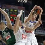 Victoria Ajustada del Madrid Sin Llull y con MVP Dončić (@EuroLeague, 2 Audios)