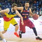 València Líder; Tenerife, Segundo; y Madrid, Barcelona y Baskonia, Terceros (ACB)