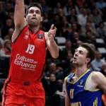 @EuroCup: Victoria del València, Derrotas del Gran Canaria y del Málaga (Playoffs)