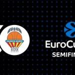 @EuroCup (Playoffs, Semifinales): Lokomotiv Kuban – Málaga y València – Hapoel