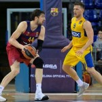 Victoria del Barcelona (@EuroLeague) y Segundo Partido (@EuroCup Finals) (MVP)