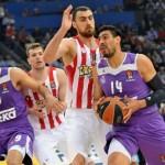 Victorias del Madrid, CSKA, Darüşşafaka y Barcelona (MVP, @EuroLeague) y ACB