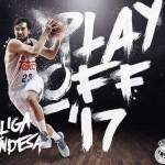 Última Jornada ACB, Playoffs y MVP (Mejor Joven y Quinteto Ideal 2016-2017)